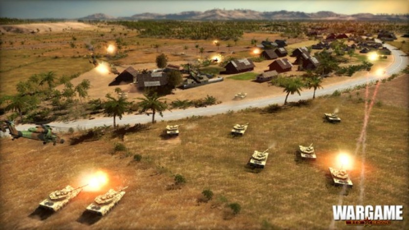 Screenshot 4 - Wargame: Red Dragon