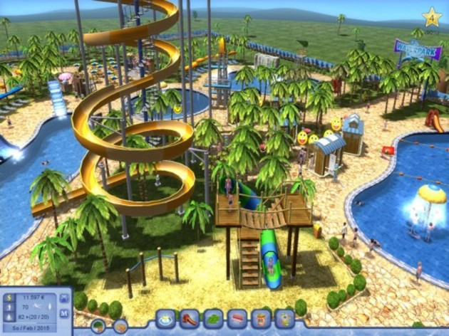 Screenshot 7 - Waterpark Tycoon