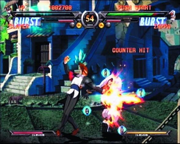 Screenshot 8 - Guilty Gear X2 #Reload
