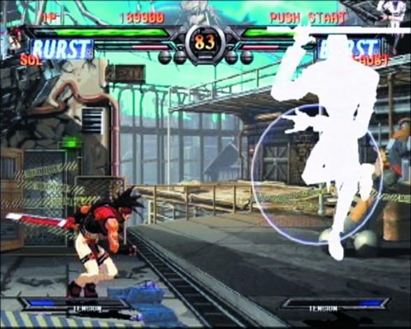 Screenshot 5 - Guilty Gear X2 #Reload