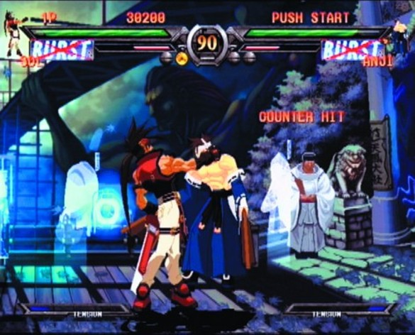 Screenshot 10 - Guilty Gear X2 #Reload