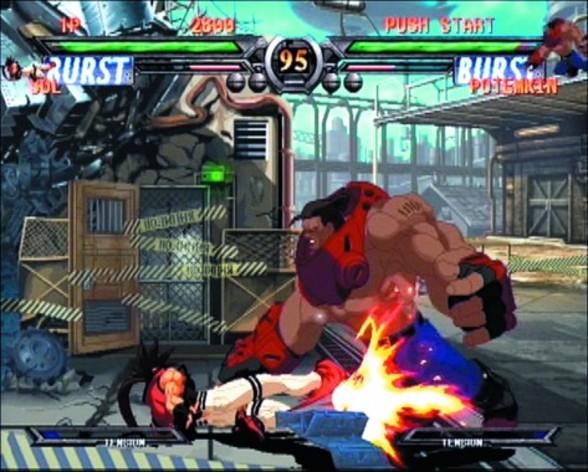 Screenshot 9 - Guilty Gear X2 #Reload
