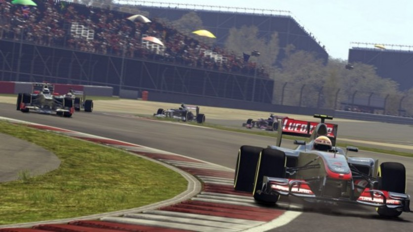Screenshot 1 - F1 2012