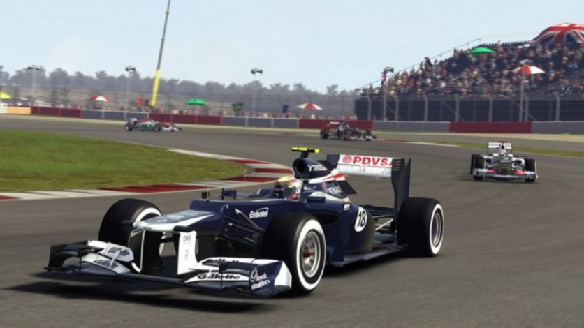 Screenshot 4 - F1 2012