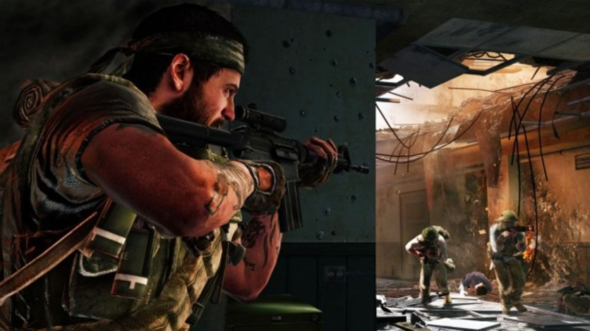 Screenshot 3 - Call of Duty: Black Ops (MAC)