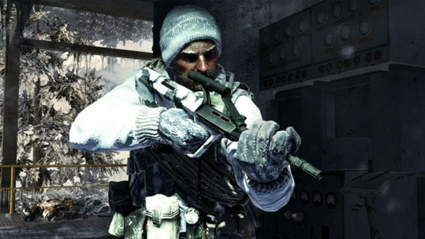 Screenshot 4 - Call of Duty: Black Ops (MAC)