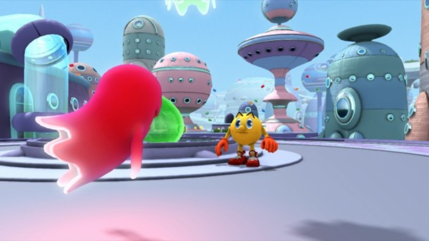 Screenshot 9 - PAC-MAN and the Ghostly Adventures