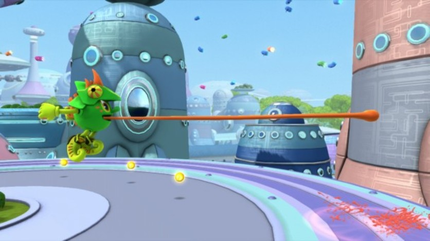 Screenshot 2 - PAC-MAN and the Ghostly Adventures