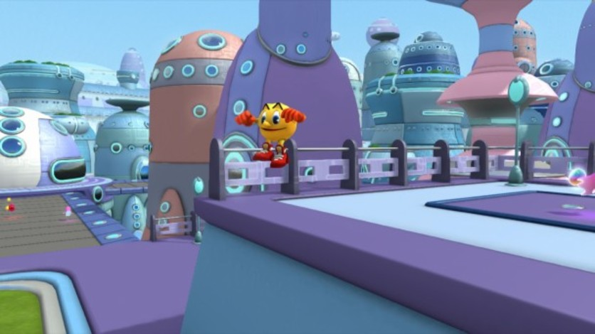 Screenshot 5 - PAC-MAN and the Ghostly Adventures