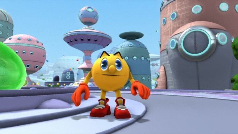 Screenshot 8 - PAC-MAN and the Ghostly Adventures