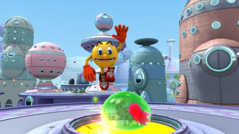 Screenshot 10 - PAC-MAN and the Ghostly Adventures