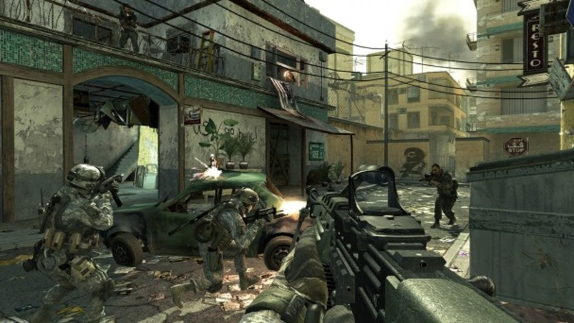 Screenshot 1 - Call of Duty: Modern Warfare 2 Resurgence Pack (MAC)