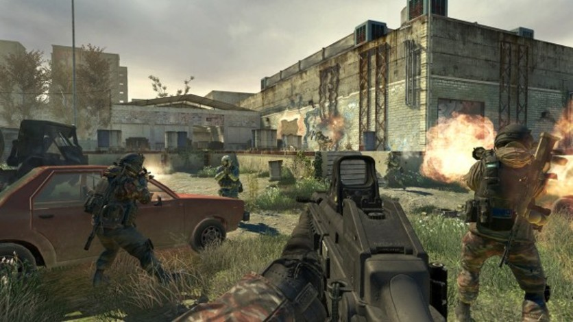 Screenshot 3 - Call of Duty: Modern Warfare 2 Resurgence Pack (MAC)