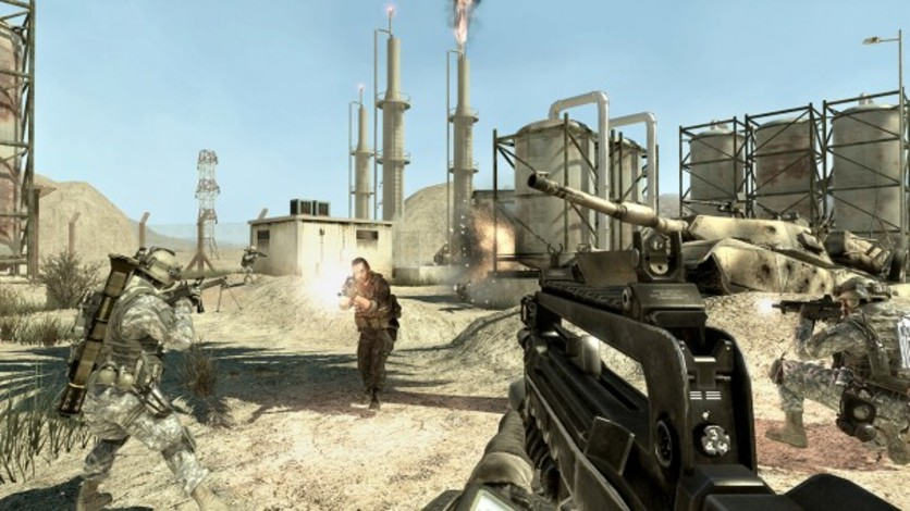 Screenshot 2 - Call of Duty: Modern Warfare 2 Resurgence Pack (MAC)