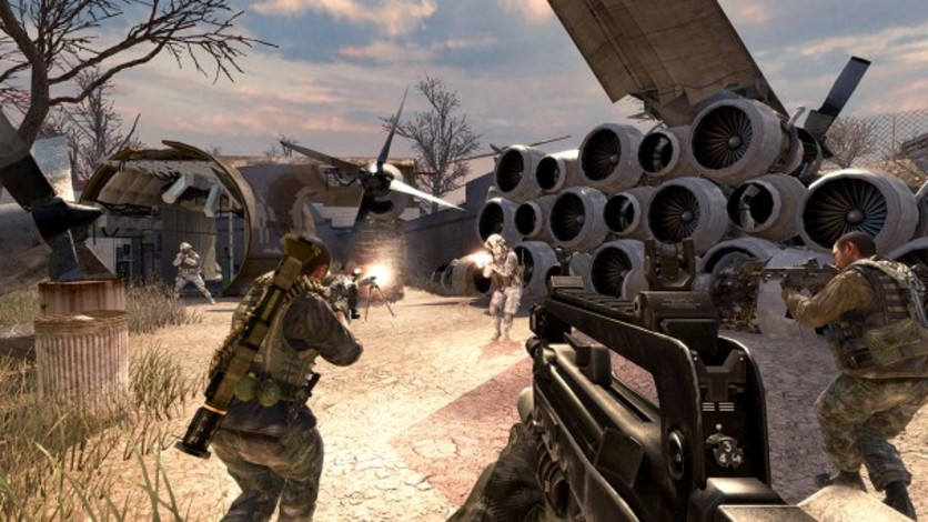 Screenshot 4 - Call of Duty: Modern Warfare 2 Resurgence Pack (MAC)