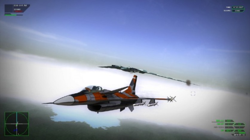 Screenshot 2 - Vector Thrust