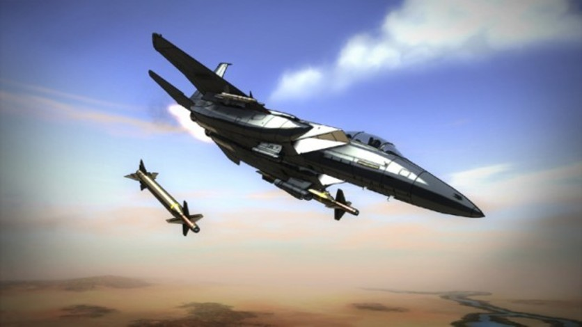 Screenshot 4 - Vector Thrust