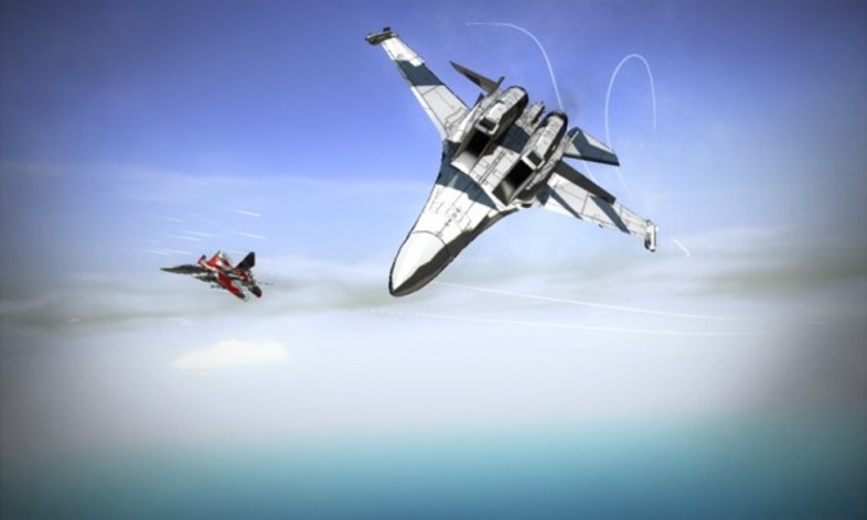 Screenshot 5 - Vector Thrust