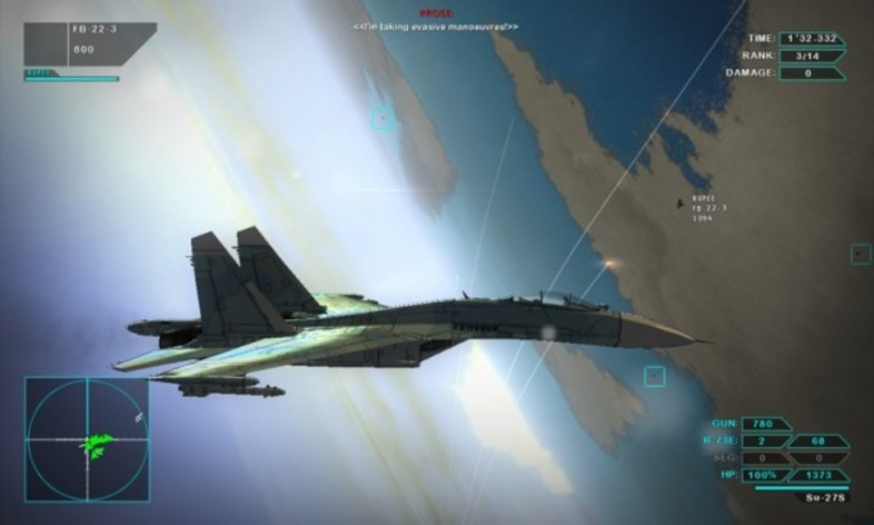 Screenshot 10 - Vector Thrust