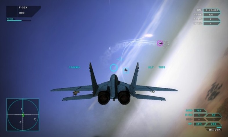 Screenshot 6 - Vector Thrust