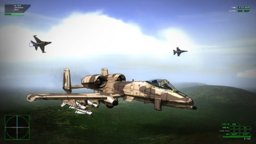 Screenshot 3 - Vector Thrust