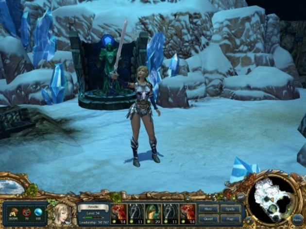 Screenshot 6 - King's Bounty: Armored Princess