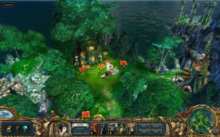 Screenshot 13 - King's Bounty: Armored Princess