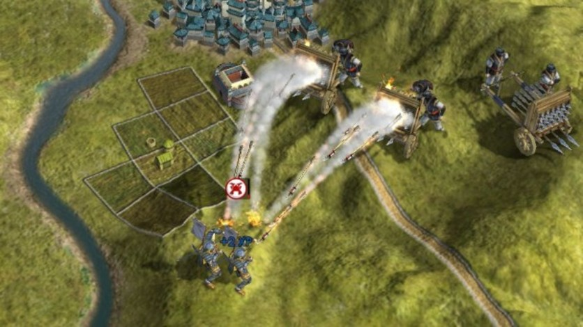 Screenshot 3 - Sid Meier's Civilization V: Civilization and Scenario Pack – Korea (MAC)