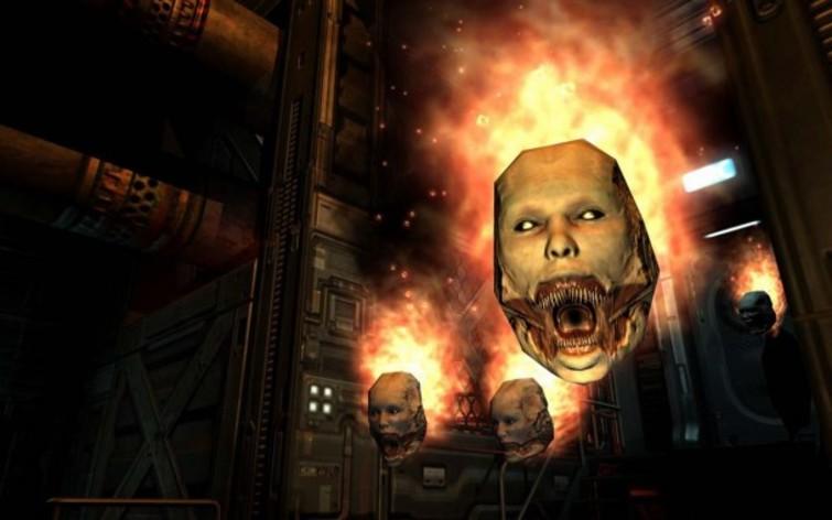 Screenshot 5 - Doom 3 (MAC)
