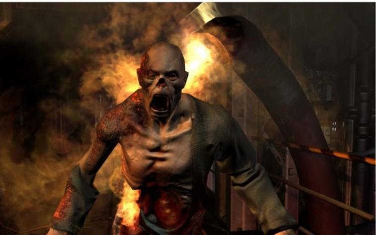 Screenshot 2 - Doom 3 (MAC)