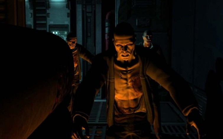 Screenshot 3 - Doom 3 (MAC)