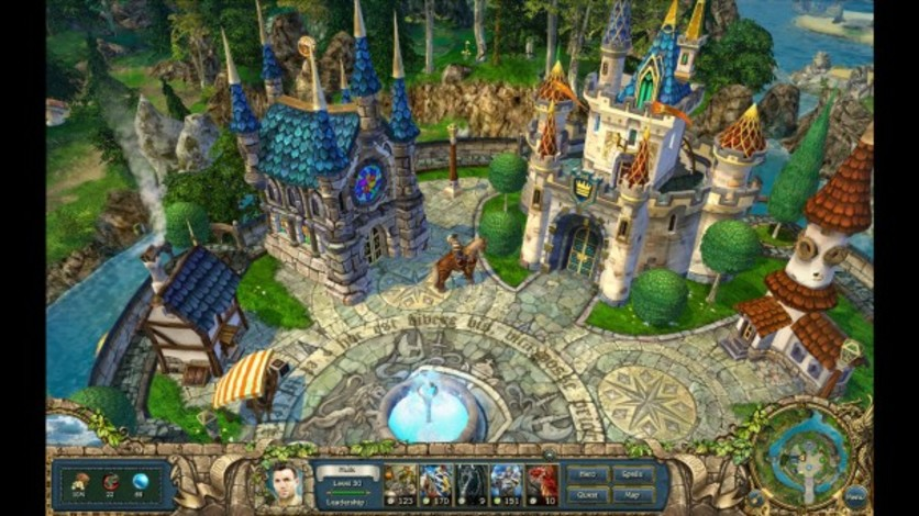 Screenshot 3 - King's Bounty: The Legend