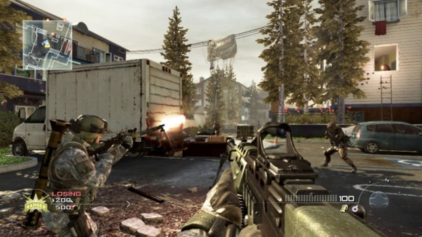 Screenshot 2 - Call of Duty: Modern Warfare 2 Stimulus Package (MAC)