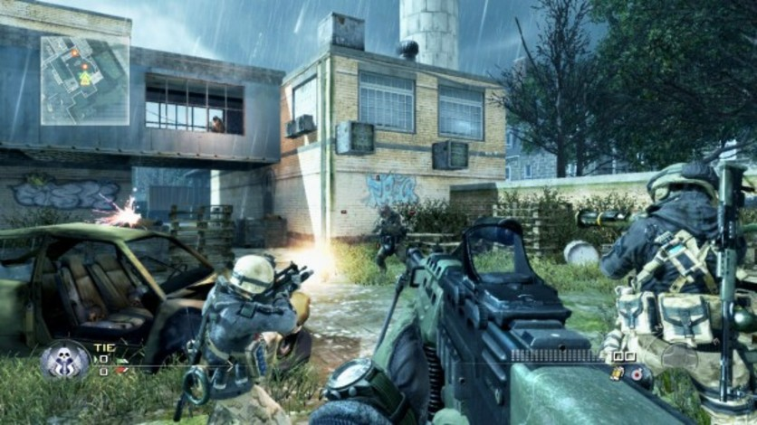 Screenshot 4 - Call of Duty: Modern Warfare 2 Stimulus Package (MAC)