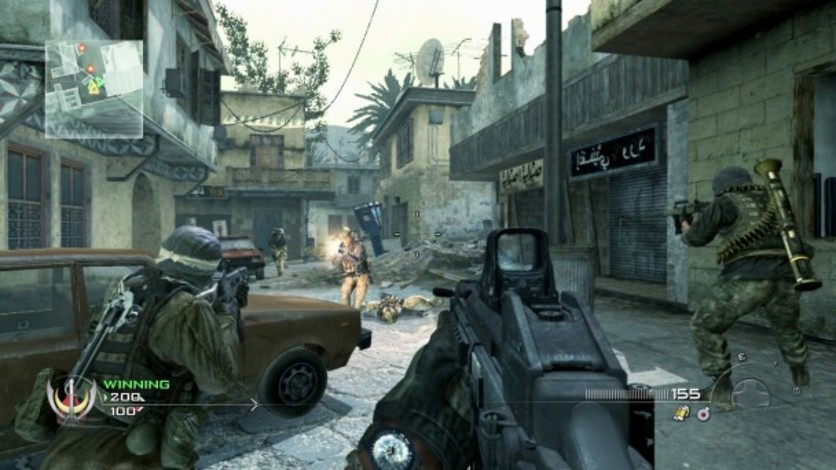 Screenshot 3 - Call of Duty: Modern Warfare 2 Stimulus Package (MAC)