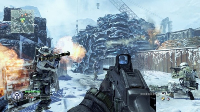 Screenshot 5 - Call of Duty: Modern Warfare 2 Stimulus Package (MAC)