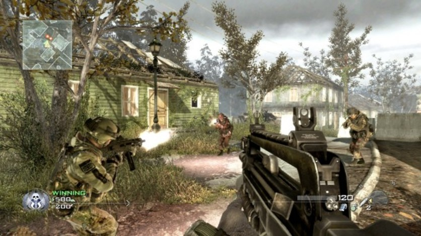 Screenshot 6 - Call of Duty: Modern Warfare 2 Stimulus Package (MAC)