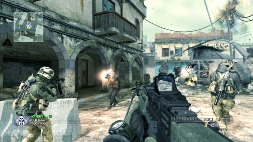 Screenshot 1 - Call of Duty: Modern Warfare 2 Stimulus Package (MAC)