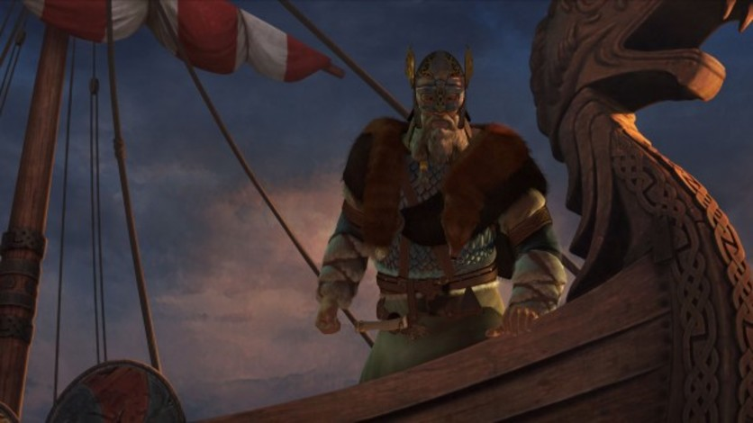 Screenshot 1 - Sid Meier's Civilization V: Civilization and Scenario Pack - Denmark (MAC)
