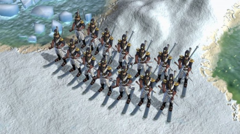 Screenshot 4 - Sid Meier's Civilization V: Civilization and Scenario Pack - Denmark (MAC)