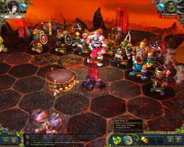 Screenshot 9 - King's Bounty: Crossworlds