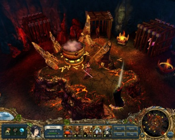 Screenshot 11 - King's Bounty: Crossworlds