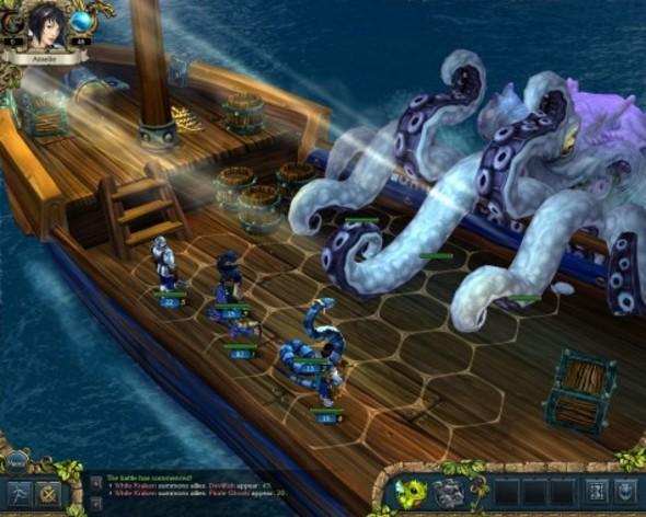Screenshot 6 - King's Bounty: Crossworlds