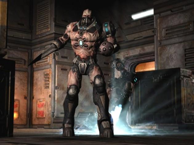 Screenshot 5 - Quake IV (MAC)