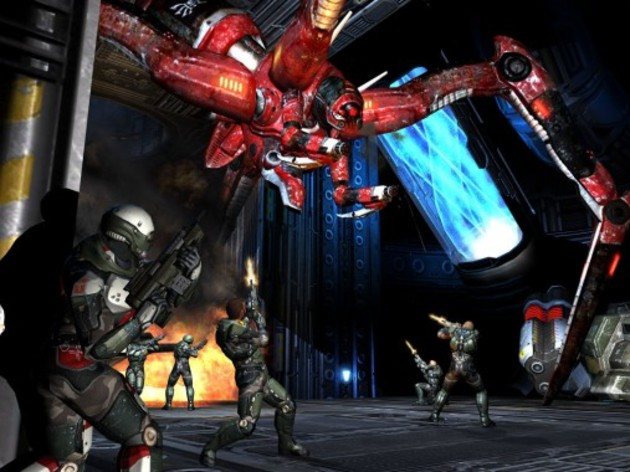 Screenshot 4 - Quake IV (MAC)