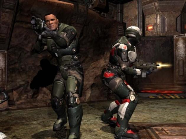 Screenshot 3 - Quake IV (MAC)