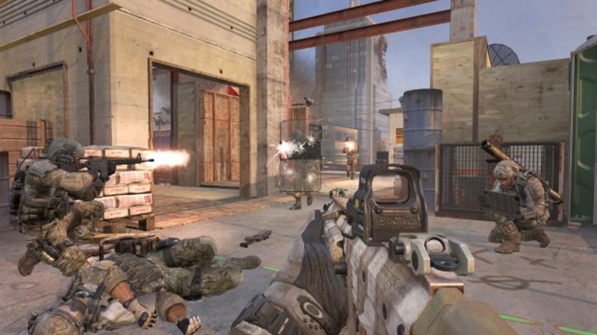 Screenshot 4 - Call of Duty: Modern Warfare 3 Collection 1