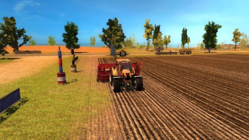 Screenshot 2 - Farm Machines Championships 2014