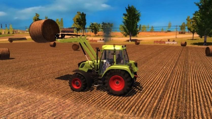 Screenshot 3 - Farm Machines Championships 2014