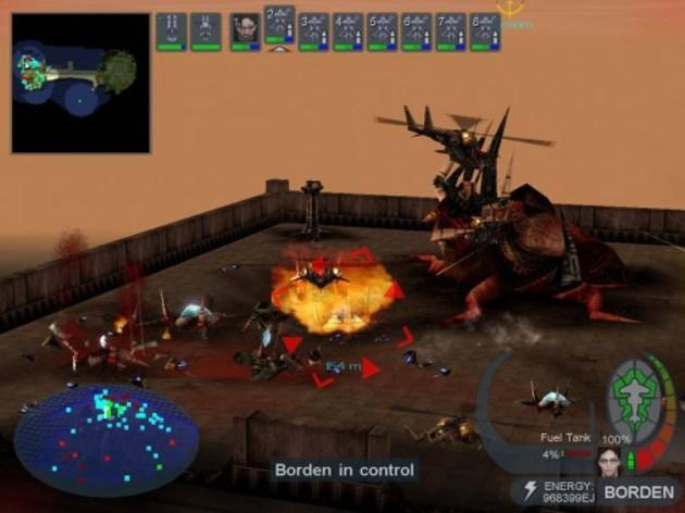 Screenshot 8 - Hostile Waters: Antaeus Rising